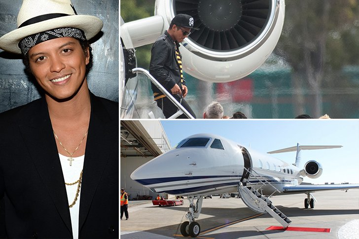 10 Most Insane Celebrity Aircraft - YouTube