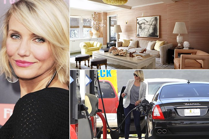 The Biggest Celebrity Net Worths Of All Time - Counting By ...Cameron Diaz Net Worth 2018