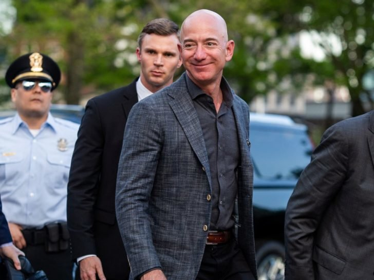 Bezos finally launched his philanthropic causes after receiving criticisms from the public.