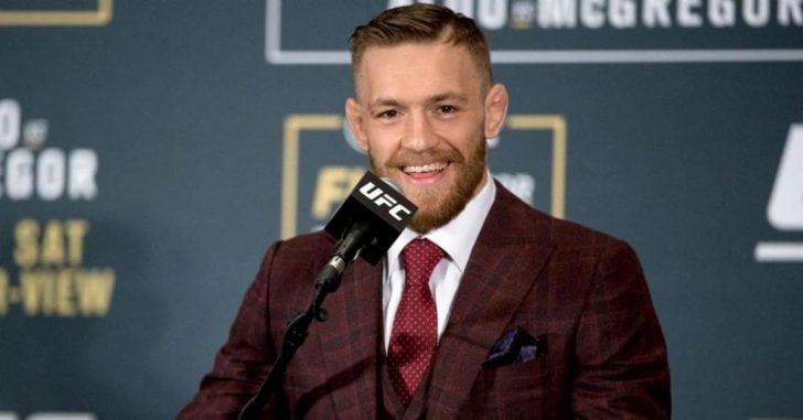 McGregor says he's willing to engage in an official match if it means getting his stake if he wins.