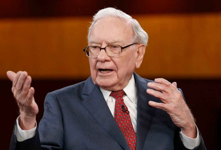 Buffett says your expenses should not increase when you have a higher income.