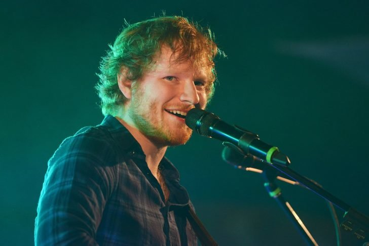 Ed Sheeran became the ninth richest entertainer, according to Forbes Magazine.