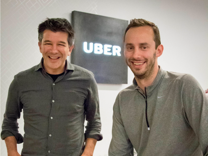 Both Uber co-founders reportedly has a whopping $4 billion net worth.
