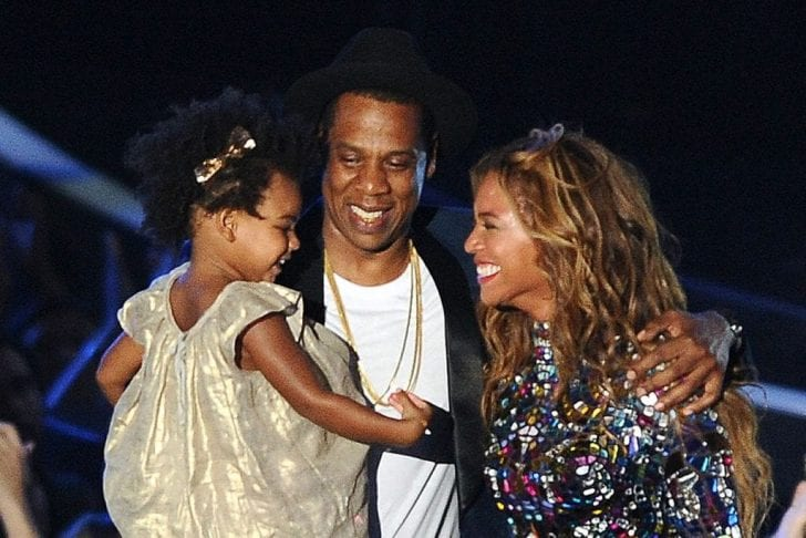 Jay-Z said they bought a house in 2017 as a gift to their children, Rumi, and Sir in 2017.