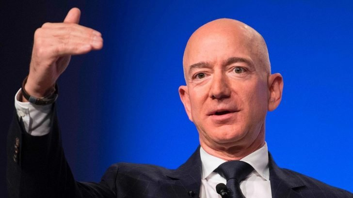 Jeff Bezos donates a staggering $2 billion to start his philanthropic causes.